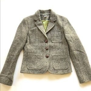 J. Crew Wool Blend Women's Blazer
